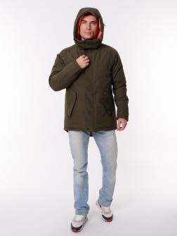 Мужская Куртка  Хаки