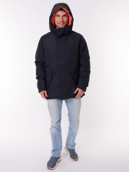 Мужская Куртка  Темно-синий