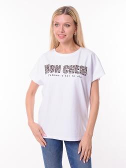 футболка женская Белый