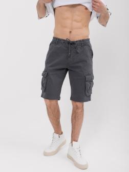 шорты мужские Серый