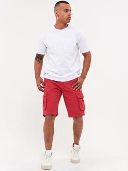 шорты мужские Красный