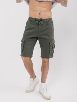 шорты мужские Темно-зеленый