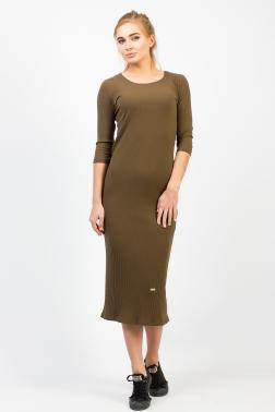 РАСПРОДАЖА Платье женское Хаки