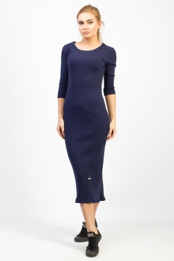 РАСПРОДАЖА Платье женское Темно-синий