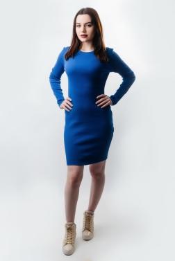 Платье женское Ярко-синий