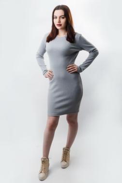 Платье женское Светло-серый