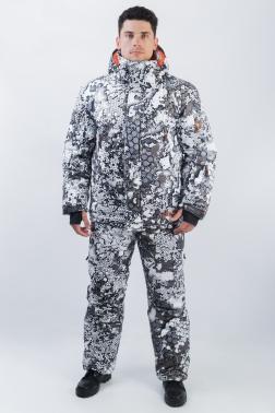 Костюм Тритон -40 Вельбоа/Белый