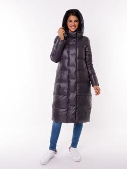 Женская зимняя куртка ТЕМНО-СИНИЙ