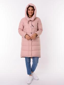 Женская зимняя куртка ПУДРА