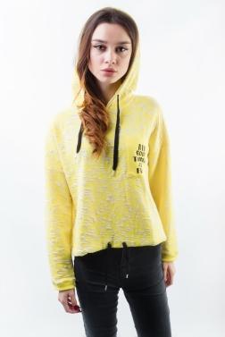 Кофта женская Желтый