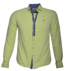 РАСПРОДАЖА Рубашка мужская Желтый