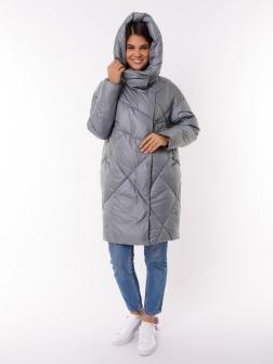 Женская зимняя куртка ЗЕЛЕНЫЙ