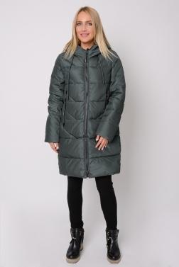 Женская куртка Мятный
