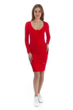РАСПРОДАЖА Платье женское Красный