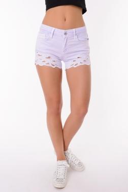 Женские шорты Фиолетовый