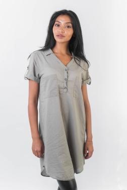 Рубашка женская Хаки