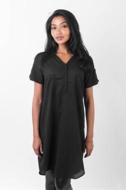 Рубашка женская Черный
