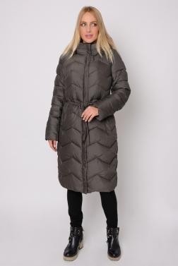 Женская куртка Серый