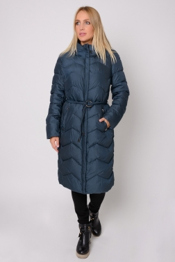 Женская куртка Темно-синий