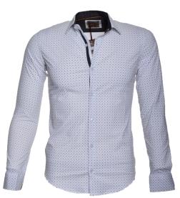 РАСПРОДАЖА Рубашка мужская Белый