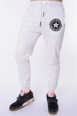 Сортивные брюки мужские Итальянский меланж