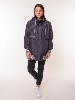 куртка женская графит