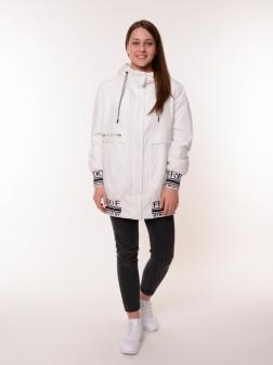 куртка женская белый
