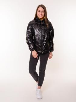 куртка женская Черный