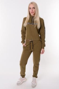 Женский спортивный костюм Хаки