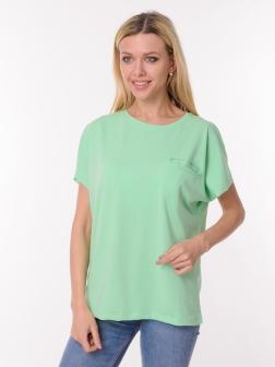 футболка женская Аква