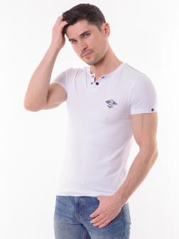 футболка мужская Белый