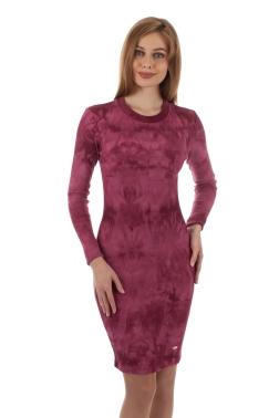 РАСПРОДАЖА Платье женское Бордовый