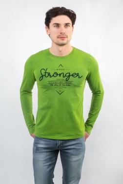 футболка мужская с длинным рукавом