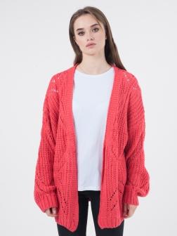 Кардиган женский Красный